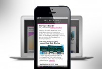 Design Responsive Newsletter - Mobile