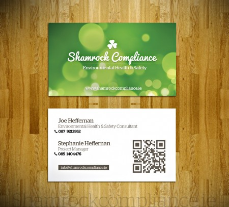Branding Shamrock Compliance