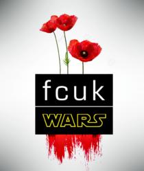 FCUK Wars (FED Original) Design 2019